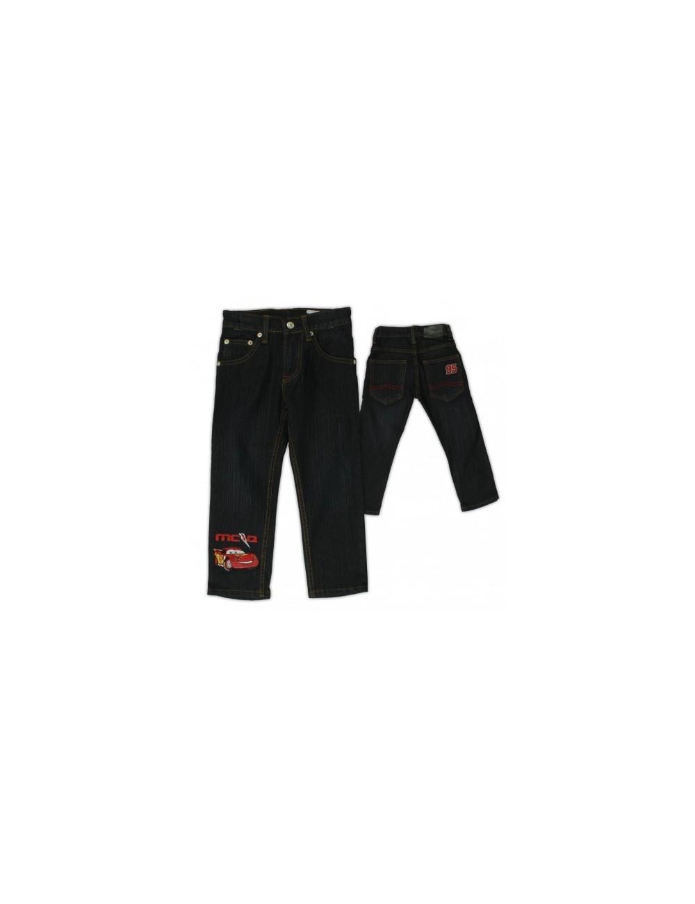 Pantaloni jeans baieti, Disney Cars, 92-122 cm