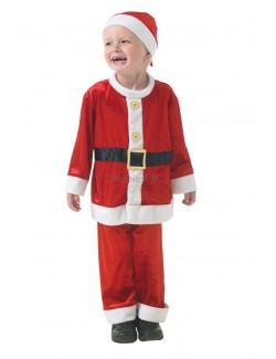 Costum Mos Craciun pentru copii de 2-4 ani