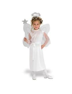 Costum serbare: Înger 5-7 ani, Rubie's