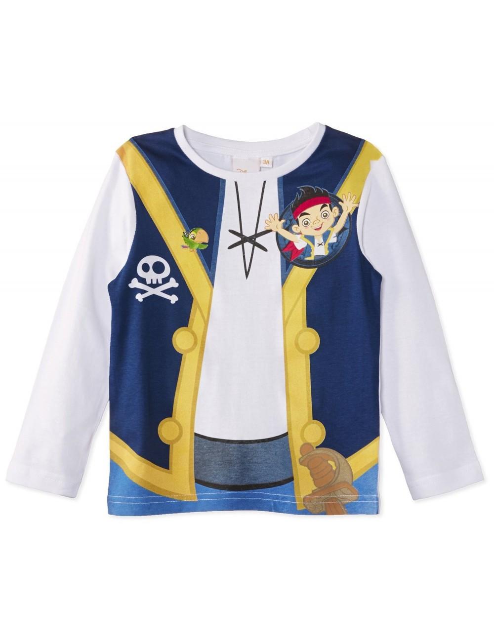 Bluza copii, maneca lunga, Jake si piratii
