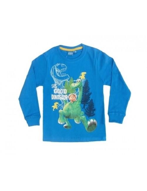 Bluza Bunul Dinozaur 2 - 7 ani, albastra