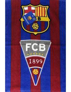 Prosop fața FC Barcelona 1899 (emblema FCB) 40x60 cm