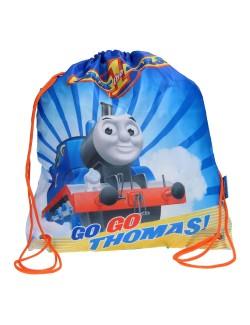 """Sac de umar Locomotiva Thomas """" Go, Go, Thomas!"""