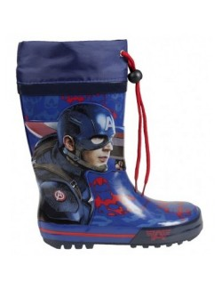 Cizme cauciuc Avengers: Captain America - Iron Man, 28-33