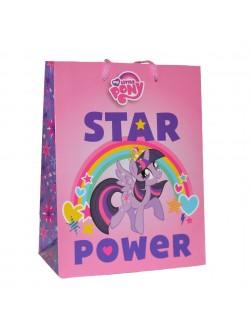 Punga cadou My Little Pony - Star Power, 23 x 17 cm