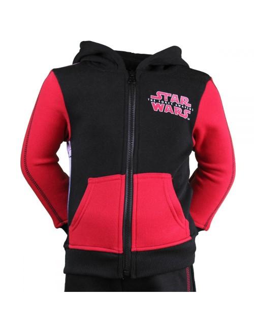 Trening Star Wars, rosu-negru, 3 - 10 ani