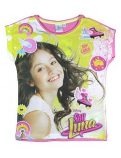 Tricou Soy Luna, roz, 6-11 ani