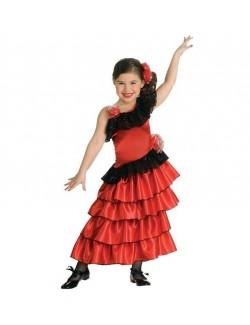 Costum Dansatoare spaniola, Rubie's, marime S