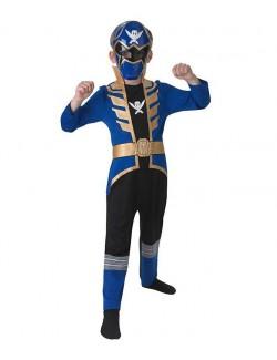 Costum Power Rangers Megaforce, Blue Ranger