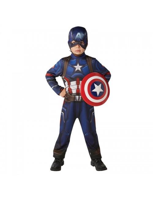Costum carnaval Captain America  Civil War