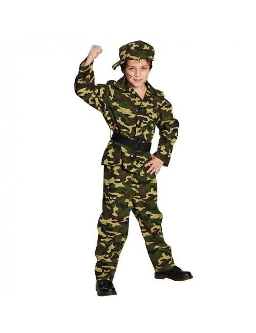 Costum Soldat, copii 5-8 ani, Rubies