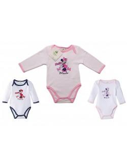 Body Minnie Mouse bebelusi 3-23 luni