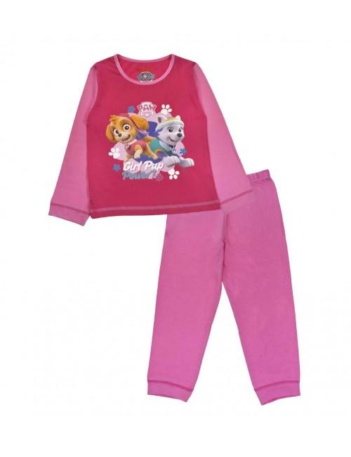 "Pijama Paw Patrol ""Girl Pup Power!"", 18 luni - 4 ani"