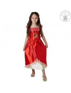 Rochie printesa Elena din Avalor 3-8 ani, Clasic Rubies