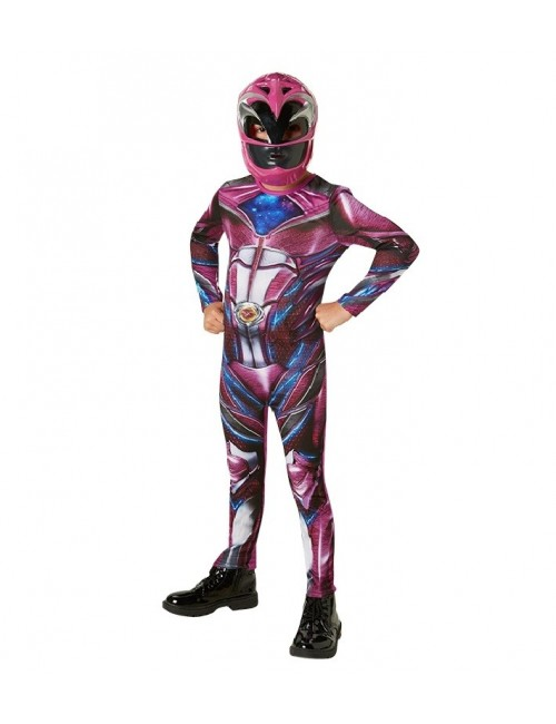 Costum Pink Ranger copii, Power Rangers 2017