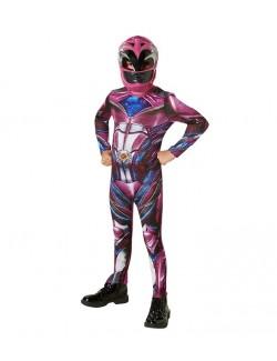 Costum Pink Ranger copii, Power Rangers 2017