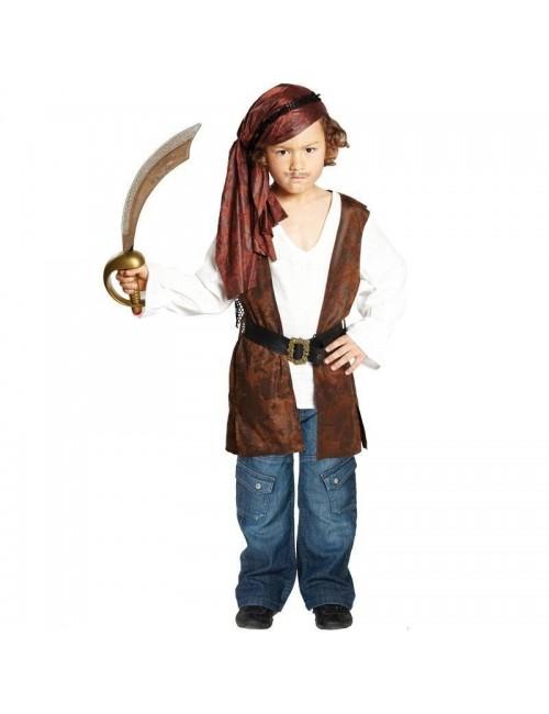 Costum Micul Pirat Rubies, baieti, 104-164