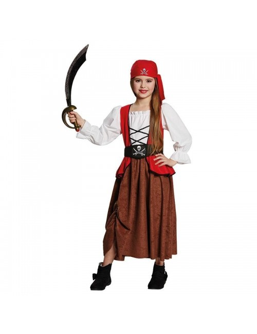 Rochie Pirat Rubies, marimi 116 - 164