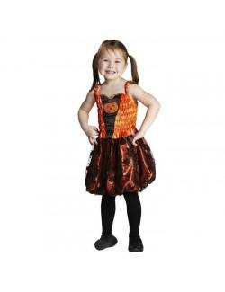 Costum Halloween Rochita Dovlecel, 4-8 ani