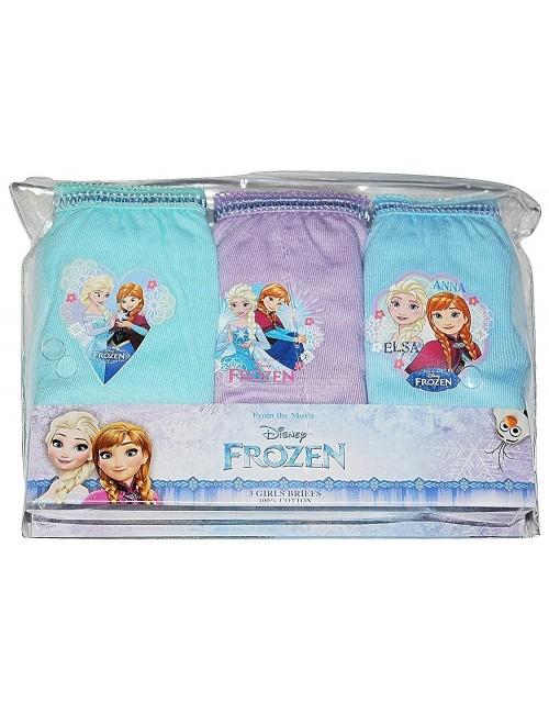 Set chiloti Disney Frozen, 2 - 8 ani, (3 per.)