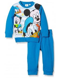 Pijama bebelusi, Mickey si Donald, 12-24 luni