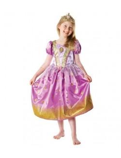 Rochie Printesa Rapunzel Glitter Rubies