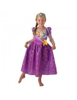 Costum Rapunzel Shimmer, copii 3-8 ani