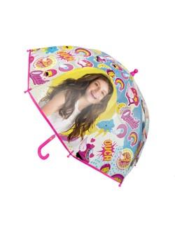 Umbrela manuala Soy Luna 48 cm, Cerda