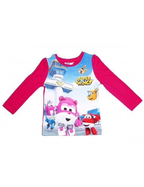 Bluza Super wings (Super aripi), fete 3 - 8 ani