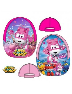 Sapca fete Super wings (Super aripi) 52 si 54