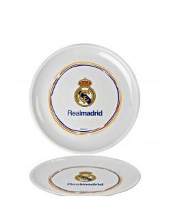 Farfurie plastic F.C. Real Madrid - 20,5 cm