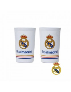 Pahar plastic Real Madrid, 270 ml