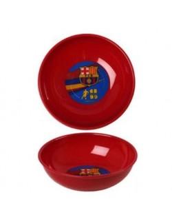 Bol din plastic F.C. Barcelona - 14,5 cm