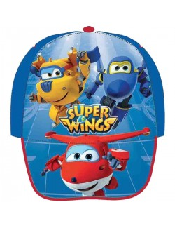 Sapca baieti Super wings (Super aripi) 50 si 52