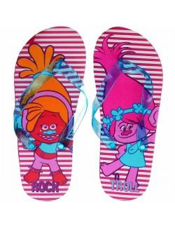 Papuci plaja Trolls Roch 'n Troll copii, 27-34