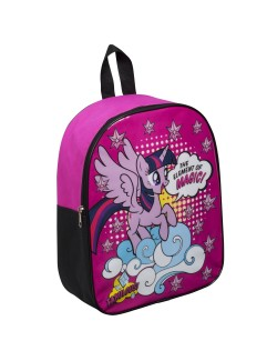 Ghiozdan My Little Pony Twilight Sparkle, 33x26x10 cm
