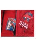 Jacheta impermeabila copii, Spiderman, 2 - 6 ani