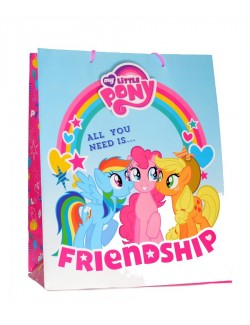 Punga cadou My Little Pony - Friendship 32 x 26 cm