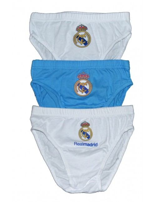 Set 3 chiloti FC Real Madrid 6 - 14 ani