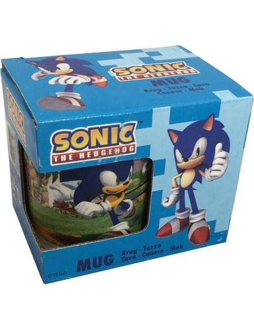 Cana ceramica Ariciul Sonic 240 ml - model 2