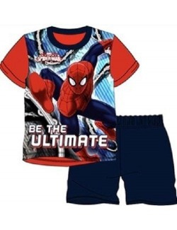 Pijama Ultimate Spiderman, copii 5 - 10 ani