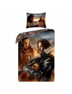 Lenjerie pat Warcraft, 140 x 200 cm, bumbac