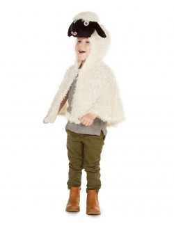 Costum Poncho Oita / Mielusel copii 3/6 ani