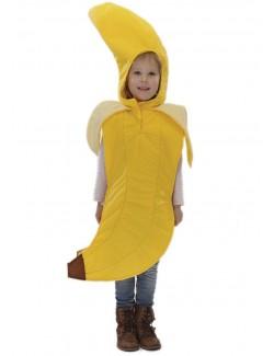 Costum Banana - copii 3/7 ani