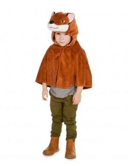 Costum Vulpe copii 3 - 6 ani