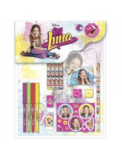 Set papetarie Soy Luna Disney - 16 piese