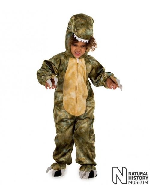 Costum Dinozaur T - Rex copii 3 - 9 ani