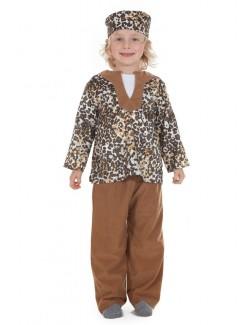 Costum baiat african 5 - 7 ani