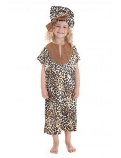 Costum Fetita africana 5 - 7 ani