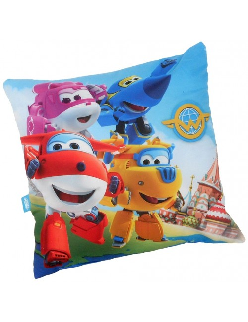 Perna decor Super Wings (Super Aripi) 40 x 40 cm